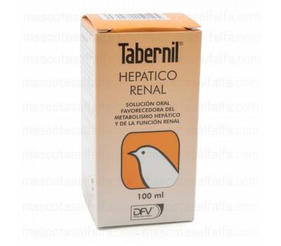 Tabernil hepático renal 100 ml