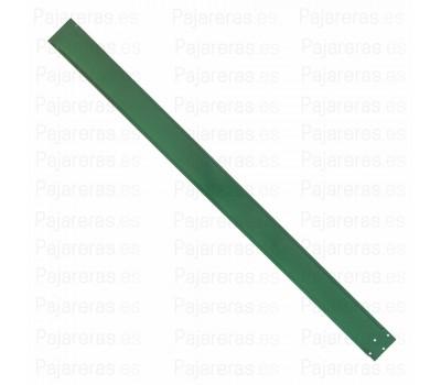 Cartela derecha techo de malla verde