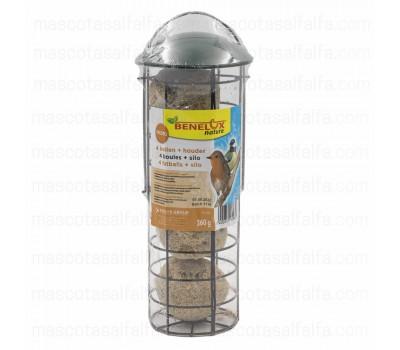 Porta bolas de grasa Benelux
