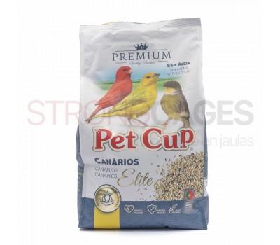 Mixtura Canarios Élite Pet Cup