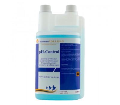 Tollisan PH-Control 1 litro (agua sin gérmenes)