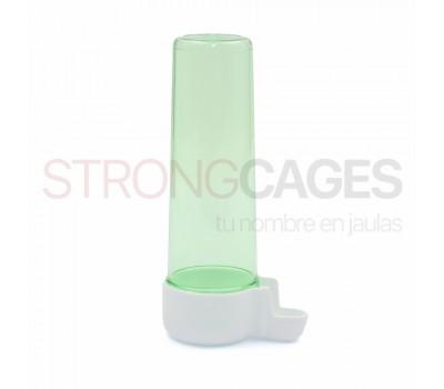 Bebedero tubo largo verde