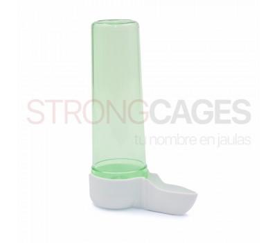 Bebedero pico-pato verde 85 ml