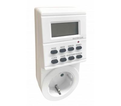 Temporizador programable DIGITAL para luces led