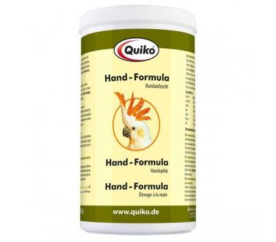 Papilla para cría a mano de loros y cotorras Quiko
