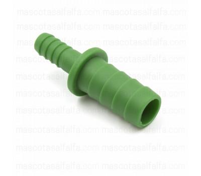 Accesorio reductor para goma bebedero 7/10 mm