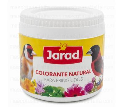Colorante natural para fringilidos