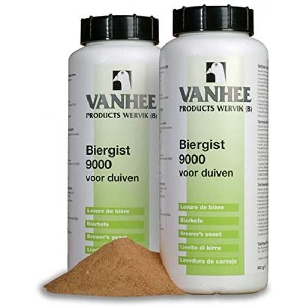 Vanhee Brewers Yeast 9000 powder - 600g (levadura de cerveza enriquecida)