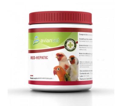 Red Hepatic Avianvet 100 grs