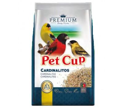 Mixt. Cardenalito Premium 3 KG Pet Cup