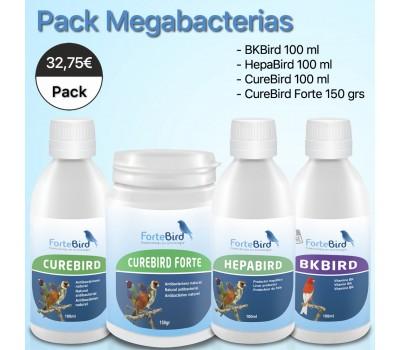 Pack MegaBacterias