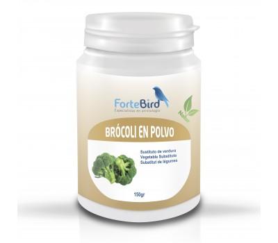 Bote de Brócoli en polvo ForteBird