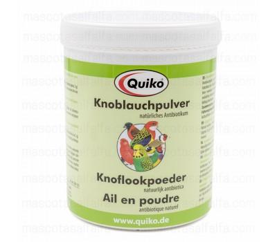 Quiko Polvo de ajo   Antibiotico natural 400 grs