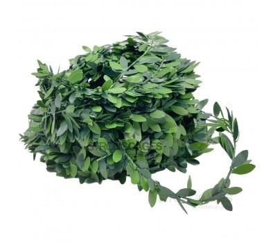 Camuflaje hojas verdes enredadera para nido