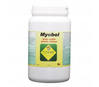 Myobol Comed - Fortalece al ave desde la eclosión hasta la salida del nido