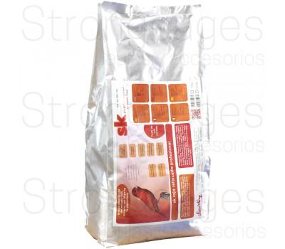 Pasta SuperKing Roja reforzada 5 kg