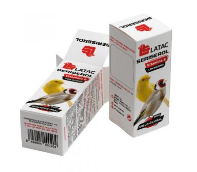 Latac Seriserol (Vitamina E con selenio)