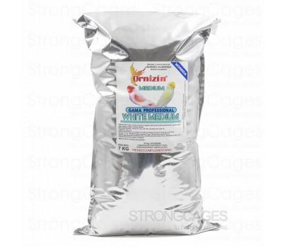 Ornizín White Medium Professional 7Kg