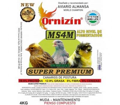 Pienso MS4M Super Premium Postura