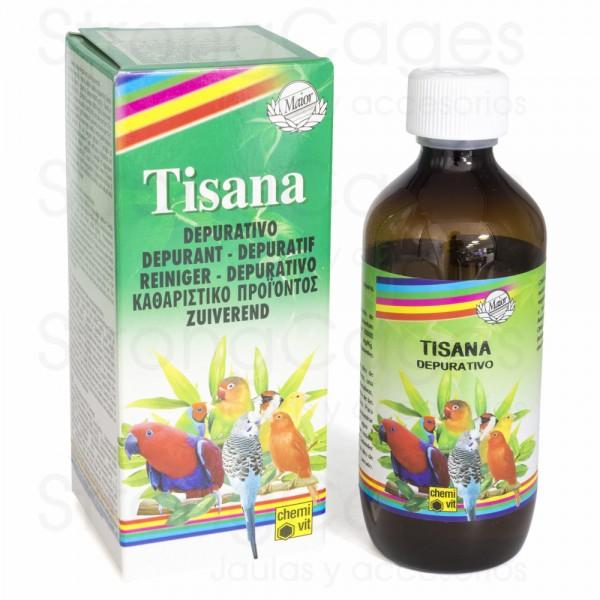 Tisana - Depuratif