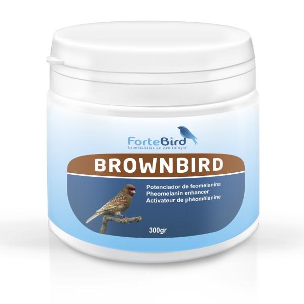 Brownbird - Potenciador de feomelanina (Oxidación Faeos)