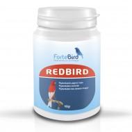 RedBird   Pigmentación pájaros rojos