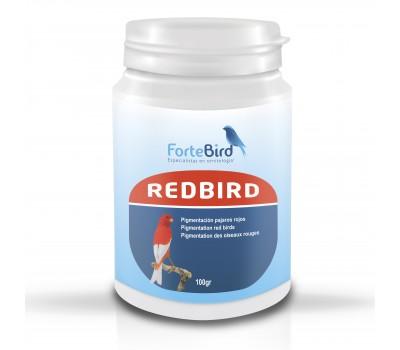 RedBird | Pigmentación pájaros rojos