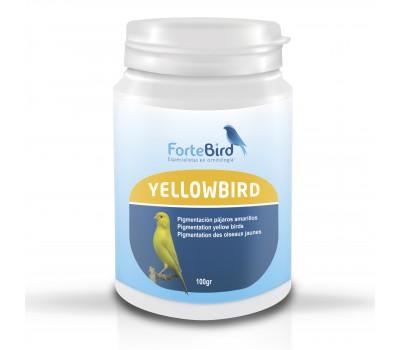 Yellowbird - Pigmentación para canarios amarillos