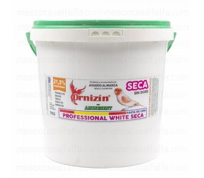 Pasta profesional white seca 7 kg Ornizin