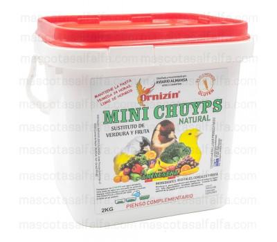 Mini Chuyps Naturales Ornizin