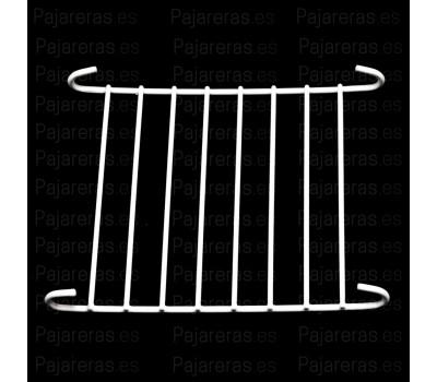 Puerta guillotina 11 x 13 cm blanca