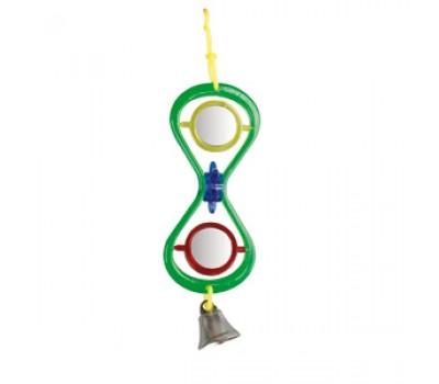8 campanas y espejo