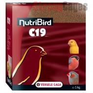 Alimento para crías de canarios NutriBird C19