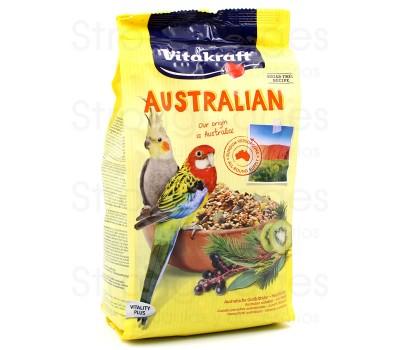 vitakraft australian ninfas