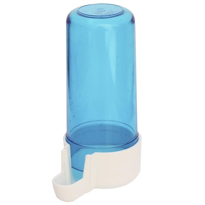 Drinker short  blue tube