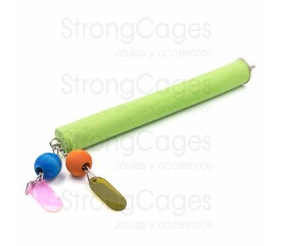 Posadero lima uñas con juguete