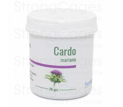 Cardo Mariano / Protector hepático para aves