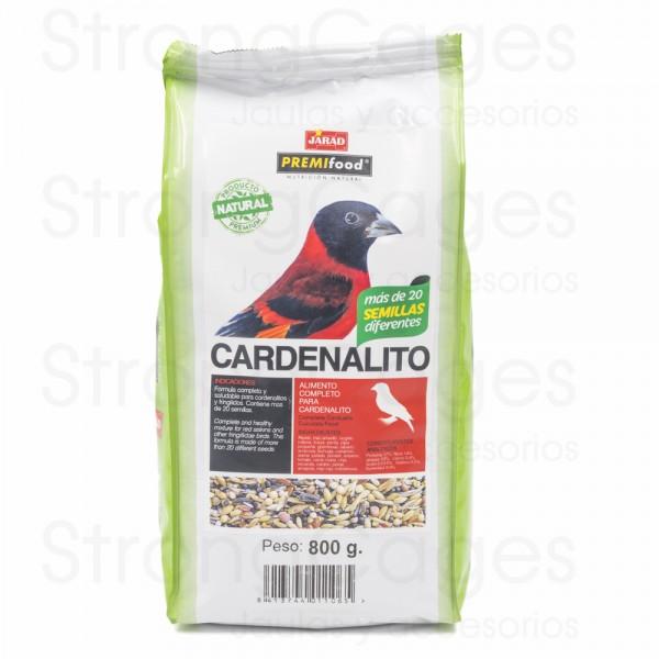 Mixtura Premifood Cardenalito
