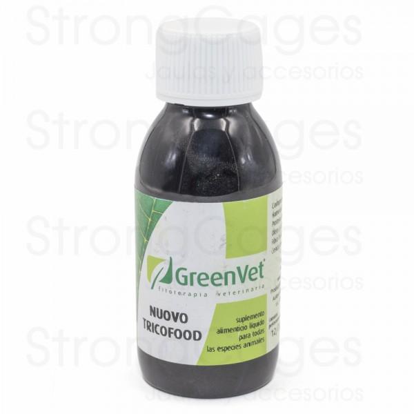 Tricofood - Tricofood 500 ml - prevención de la tricomoniasis de la tricomoniasis