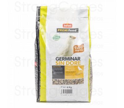 semilla germinar sin doré especial negrillo jarad