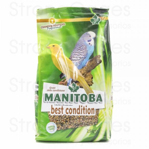 Mxt. Salud Best Cond. Manitoba 2.5 Kg.