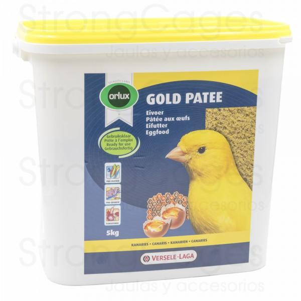 Pasta para Canarios GOLD PATE - ORLUX