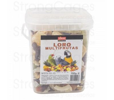 Loro Multifruta 2,5 kg