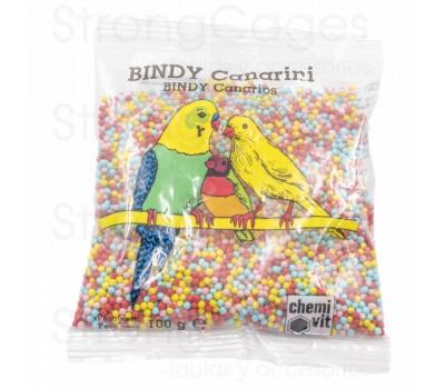 Semillas Cubiertas de Miel, Vitaminas y Minerales - BINDY