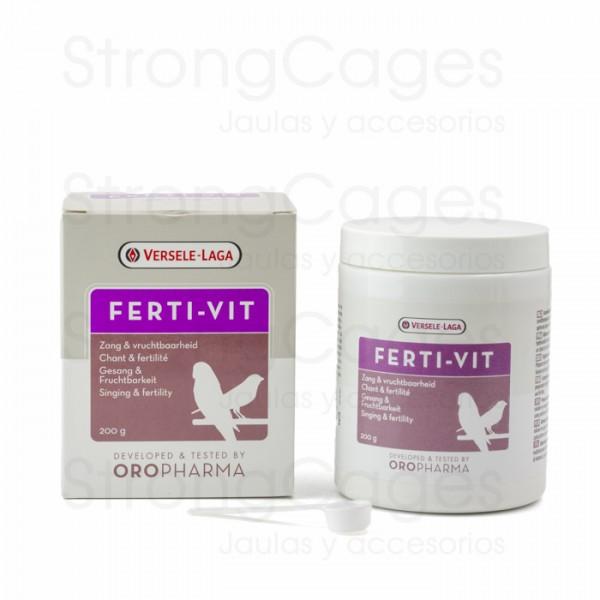 Ferti-Vit   Canto y fertilidad mezcla vitaminas y aminoacidos