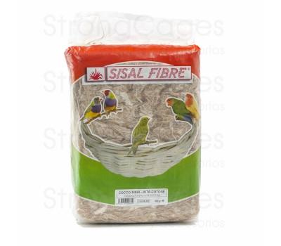 Coco-Sisal-Yute-Algodon Sisal Fibre 500 grs
