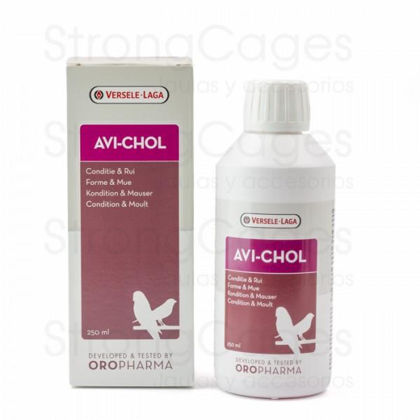 avi - chol oropharma