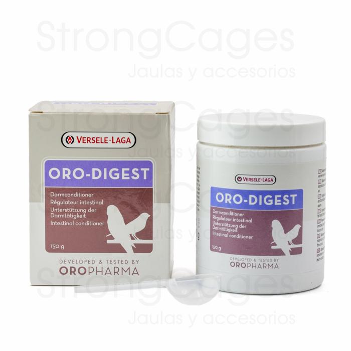 oropharma oro digest acondicionador intestinal para aves