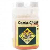 comin - cholin B complex bird  Stress - metabolismo - cuidado del plumaje