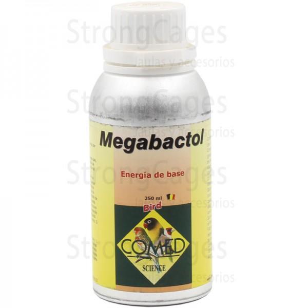 megabactol alto poder de energia - comed españa